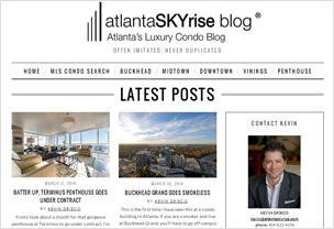 atlantaSKYrise® Blog