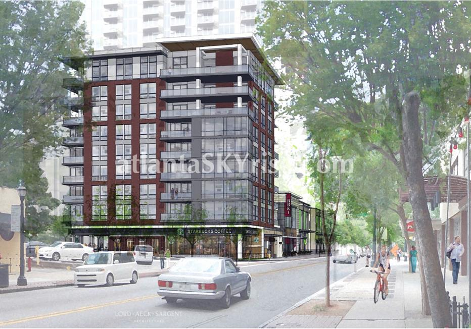 Seventh Midtown Atlanta Condo Real Estate