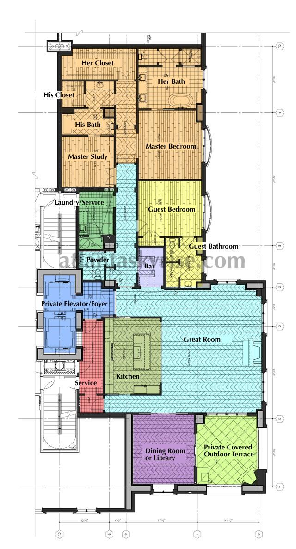 St Regis Residences Buckhead Luxury Buckhead Condos